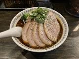 卍力 スパイス・ダブルチャーシュー麺+もやし