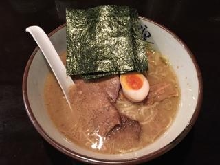 横濱家/師岡店 ラーメン
