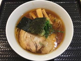 野の実 醤油らぁ麺
